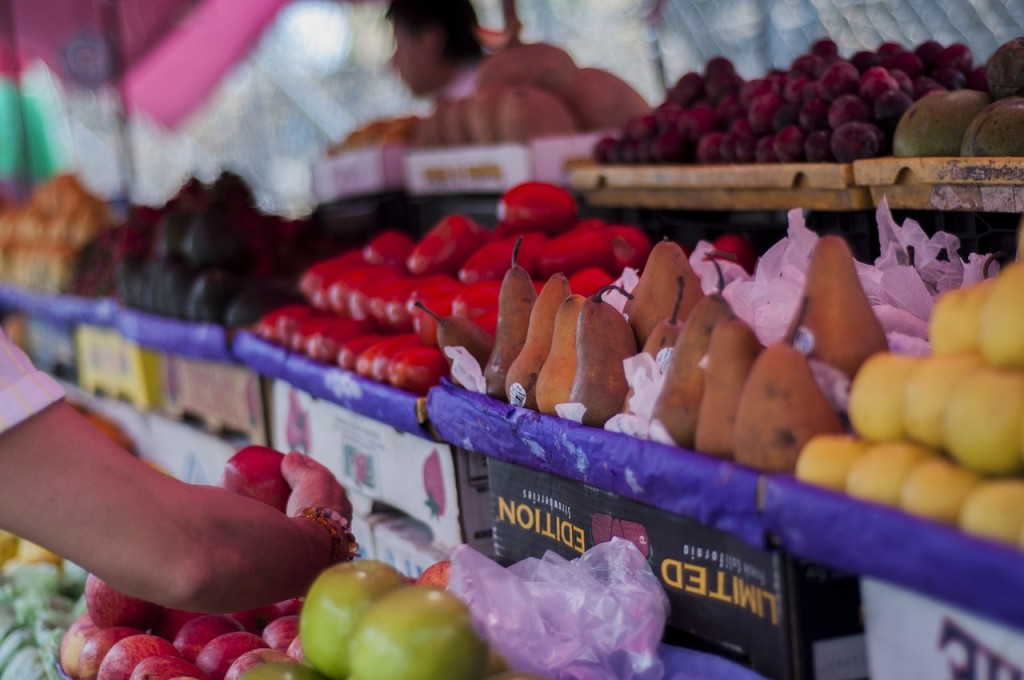 Love Farmers Markets - Melissa Rapoport