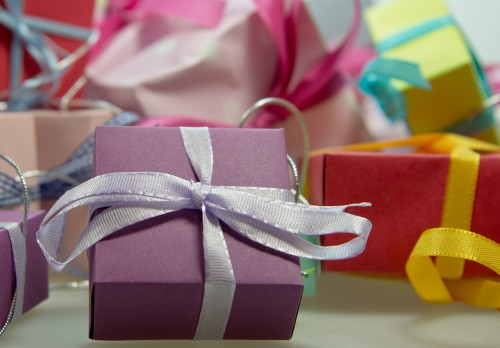 Escape the gift-giving frenzy