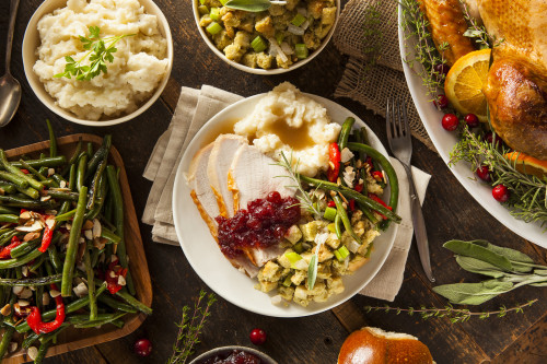 5 Easy Ways To Avoid Thanksgiving Battle of The Bulge